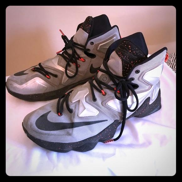 Nike Shoes | Nike Lebron James 3 Rubber